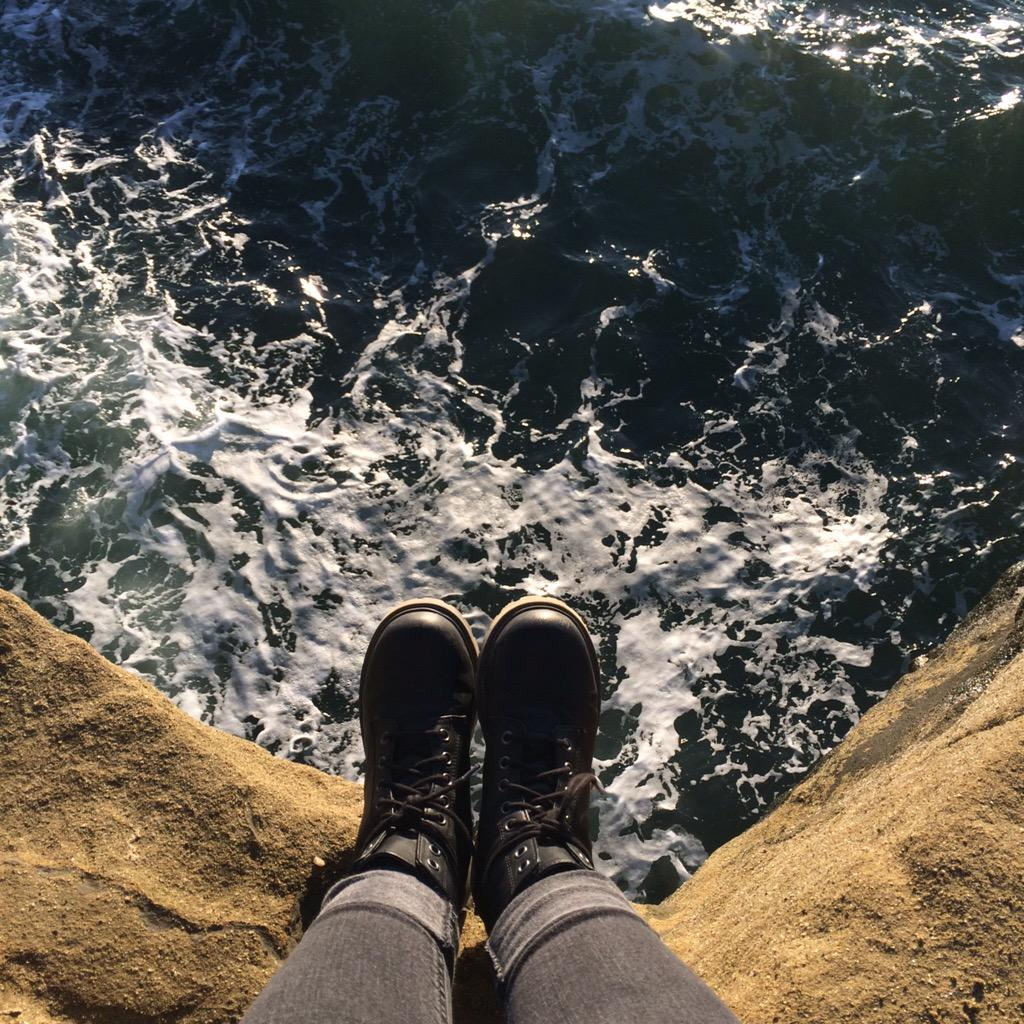 "sara kiesling on Twitter: ""Was taking pictures of my feet dangling ..."