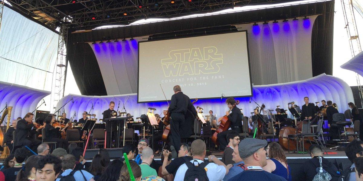 """Comic-Con 2015 """"Star Wars: Il risveglio della Forza"""" (Episodio VII) FOTO VIDEO"""