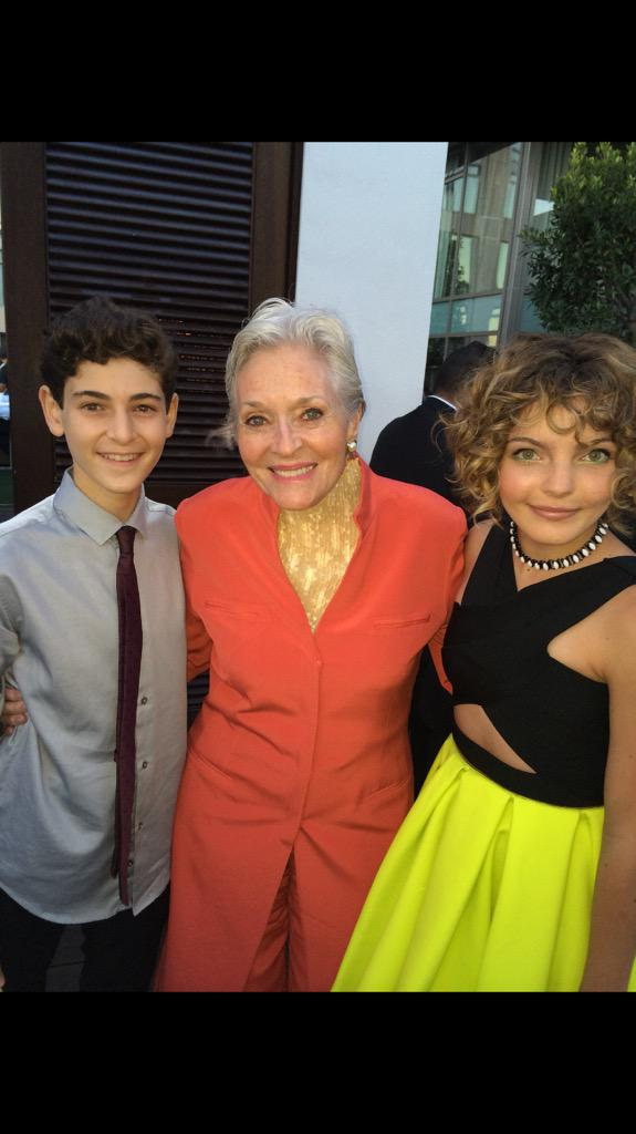 How lucky am I?! I'm such a fan! #Gotham @realdavidmazouz & @camrenbicondova #Batman #Catwoman #DCComics #SDCC http://t.co/zjq7I4LyHP