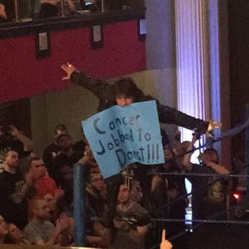Why pro wrestling fans made me return http://t.co/KjMIBQBQj7