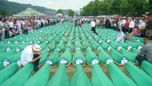 After the lessons of #Holocaust we must remember that Europeans committed genocide at #Srebrenica 20 years ago today http://t.co/fX8LNi1mL7