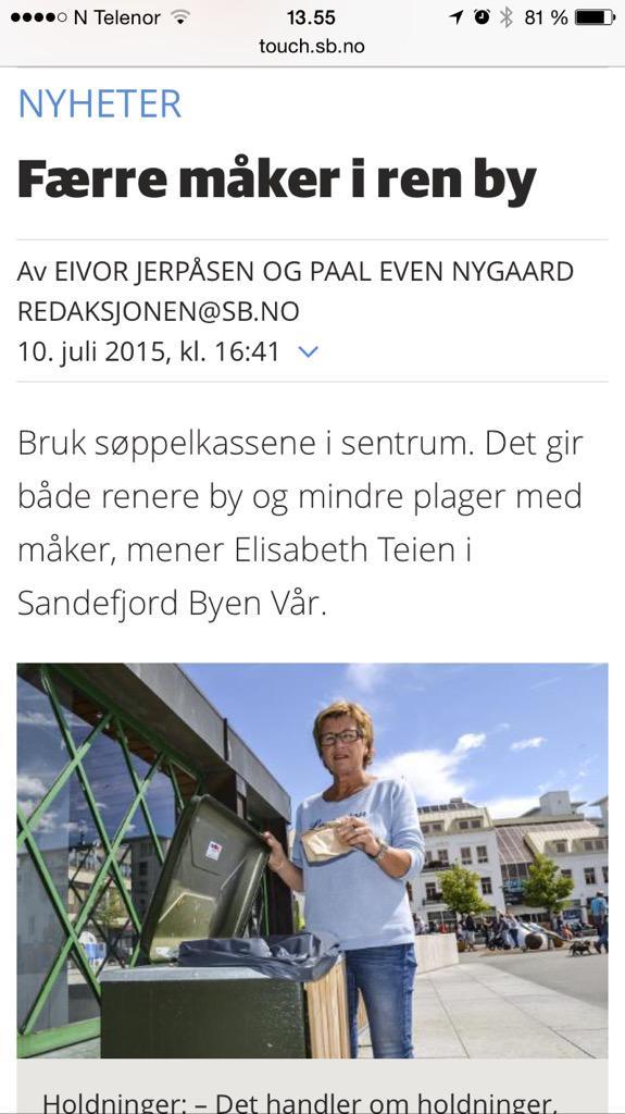 sb.no nyheter