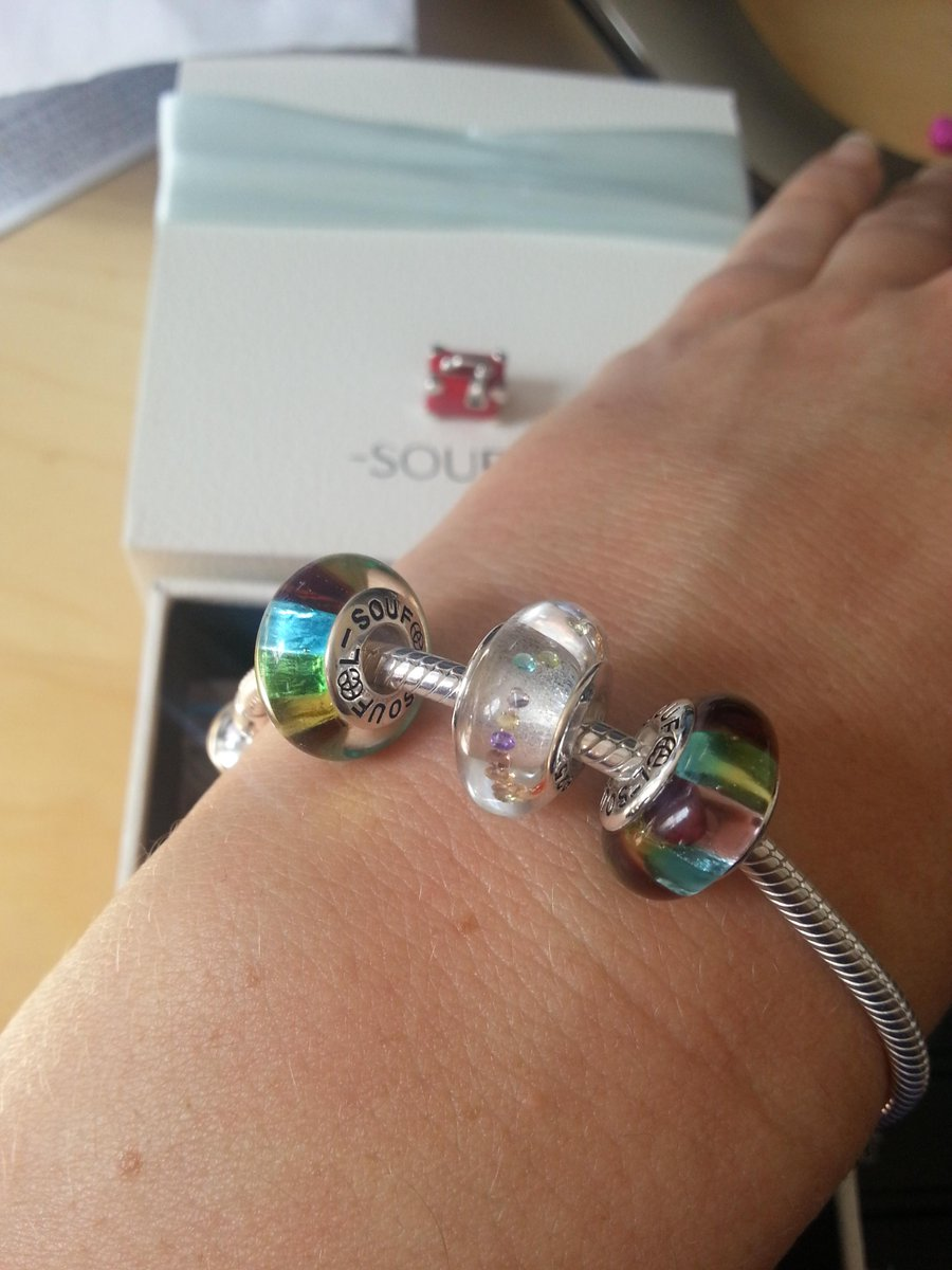 bracelet charms from soufeel