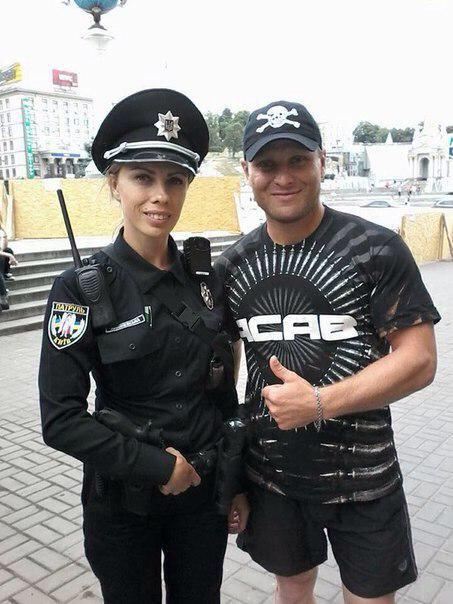 Патрульная служба задержала псевдоволонтера в центре Киева - Цензор.НЕТ 8433