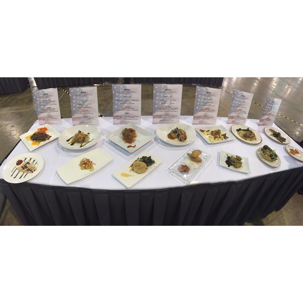 Final plating - Culinary #ACTSO #NAACP106 http://t.co/TiaiLvjbJv