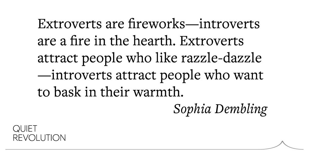 taking care of extroverts dating