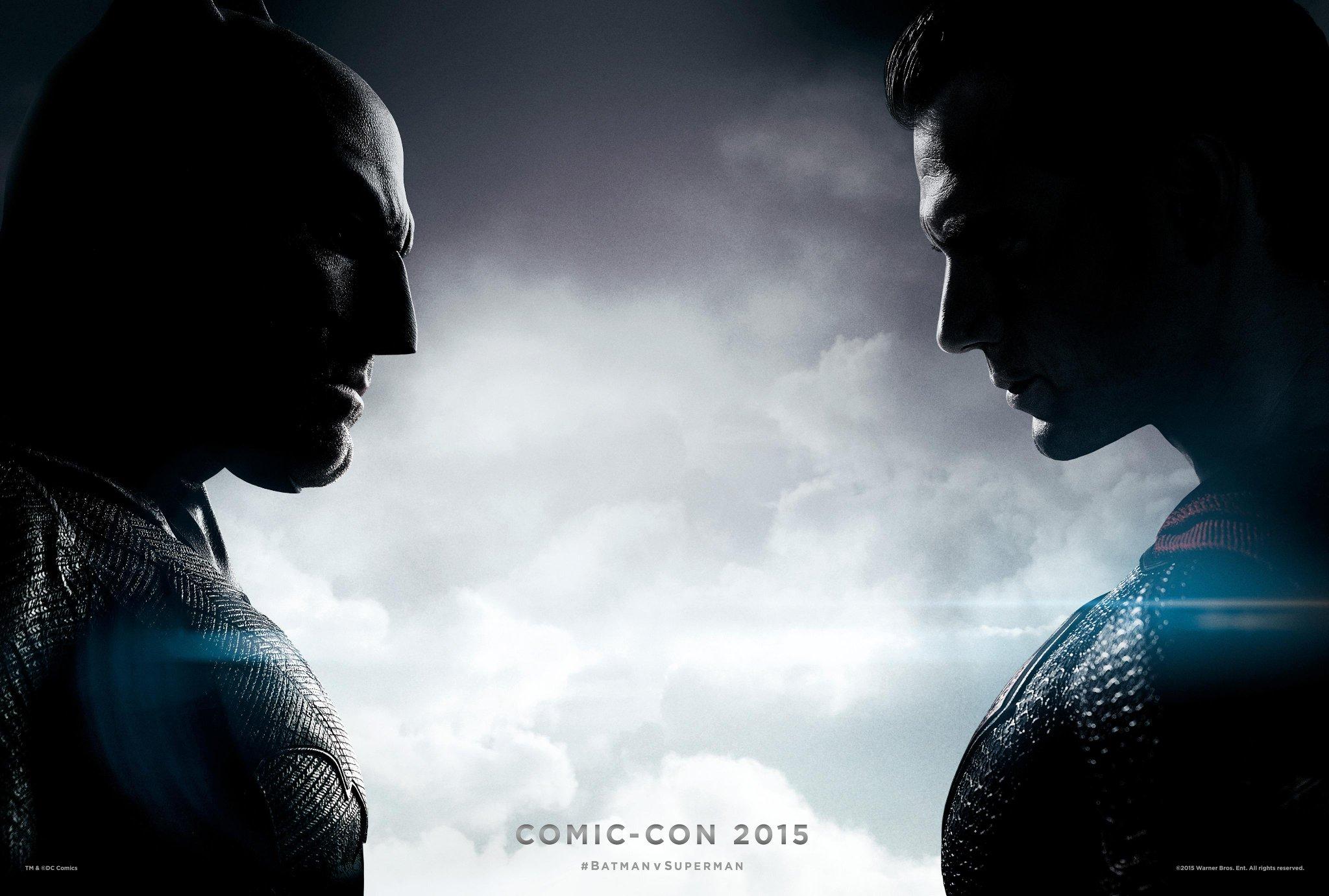 Batman v Superman: Dawn of Justice - Comic Con Trailer 2