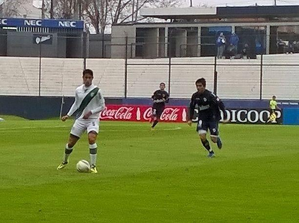 RESERVA BANFIELD QUILMES 2015