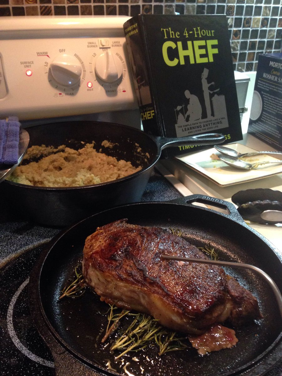 Tim ferriss steak