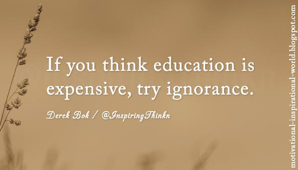 """Roy T. Bennett On Twitter: """"If You Think Education Is"""