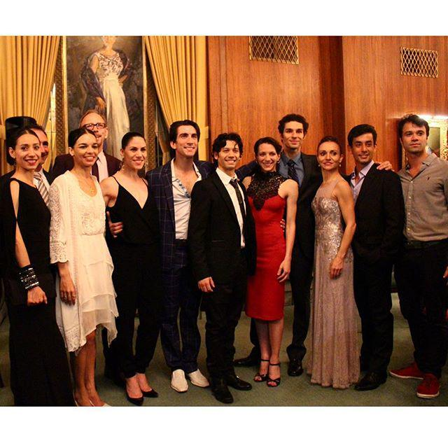 Pretty good looking group huh? #BalletNow day 2's full cast of Latin #ballet stars at our … http://t.co/hK9nwkgTDO http://t.co/E8Wvvfab3h