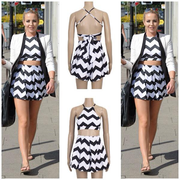 b05bfcfa22e1f6 sheworeit  Lydia Bright s LoveClothing Black   White Monochrome All ...