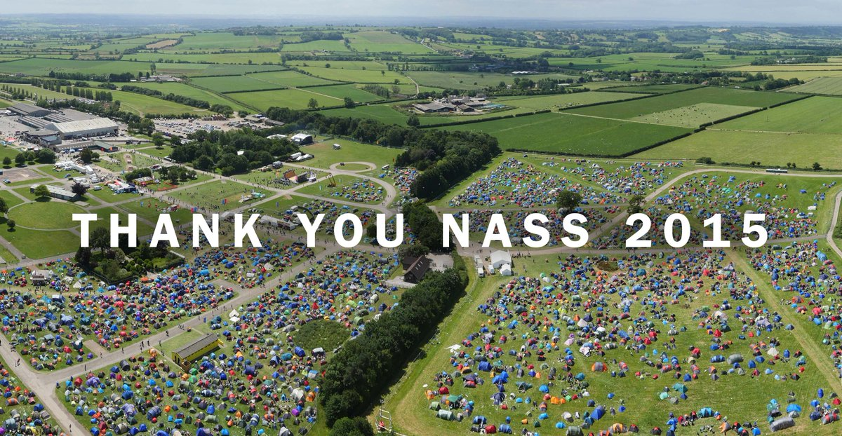 Shout out to every single one of you who came down to NASS 2015 and made it as sick as it was!! http://t.co/a8o8SwHYxy