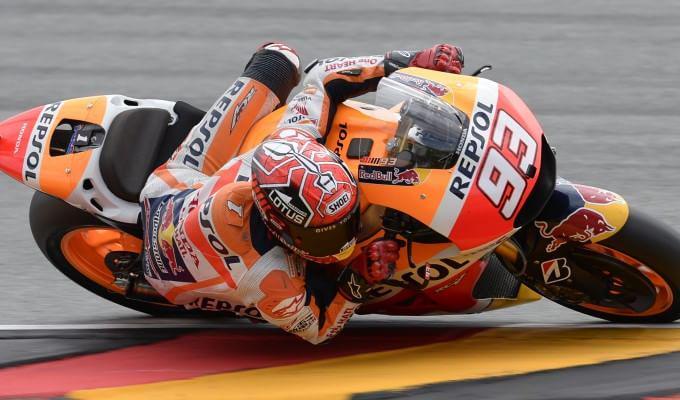 MotoGP 2015: in Germania trionfa Marquez (FOTO), Valentino Rossi terzo