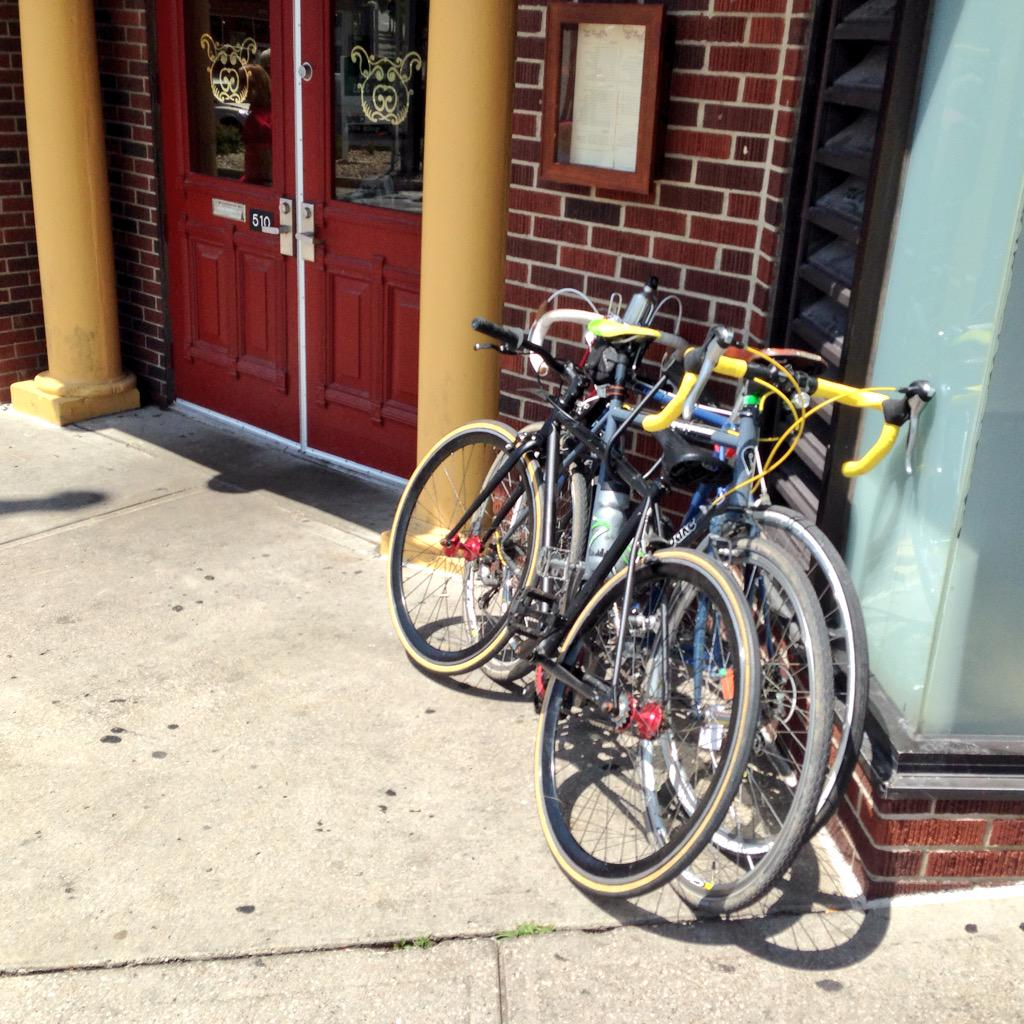 Bikes Kcmo AM Jul