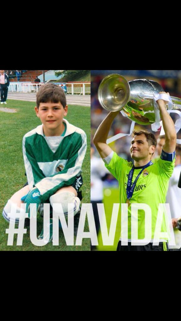 Siempre @CasillasWorld. Vergonzosa salida y despedida para el mejor portero d la historia. #UnaVida #GraciasCasillas http://t.co/MpzmLnpdKx