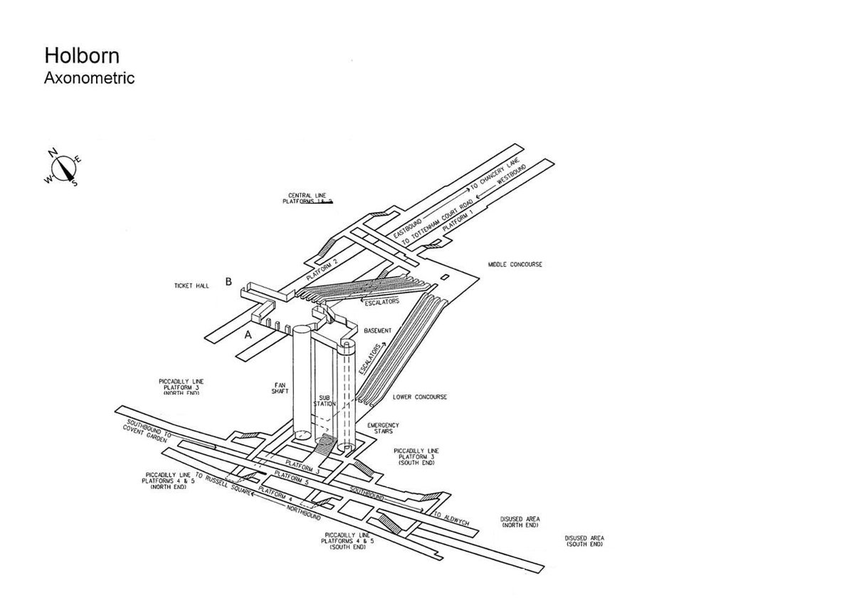 TfL has released drawings that show every underground station in glorious 3D format. http://t.co/NcuKYPelFM . . http://t.co/1mx9ALeWdO