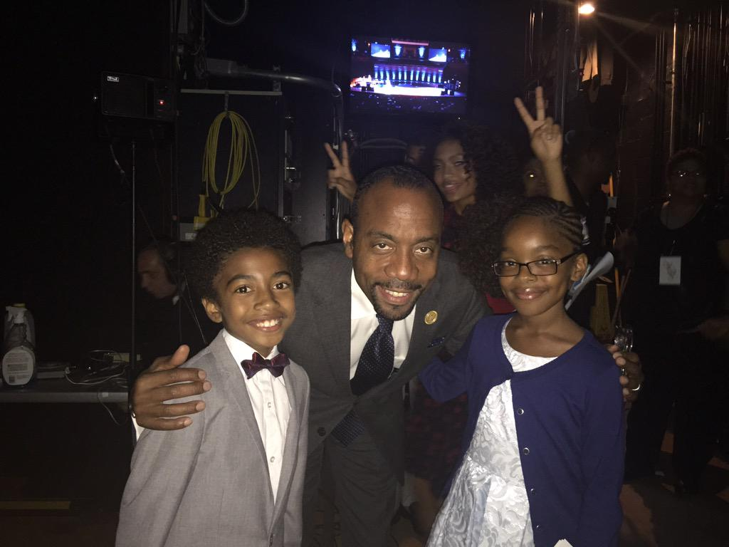 RT @nhbureau: The little ones are also presenting at #ACTSO at the #NAACP106  #blackish http://t.co/ORz3FxNFhH