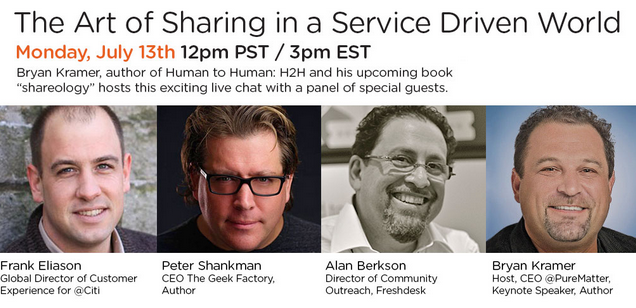 Thumbnail for The Art of Sharing in a Service Driven World