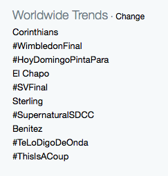 #thisisacoup is world wide trend http://t.co/iqtvPMQWVG