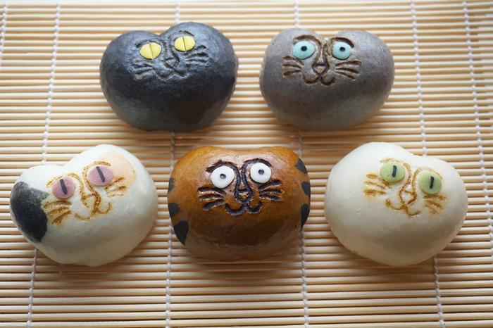 ちょっぴりブサカワが魅力!? インパクト抜群な【ノラ猫饅頭】が話題ですkinarino.jp/cat4/12914 pic.twitter.com/IbnnUM0kIJ