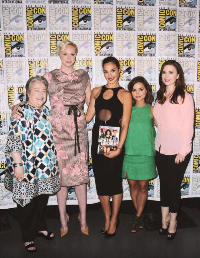 "Gwendoline Christie on Twitter: ""Incredible being part of ..."