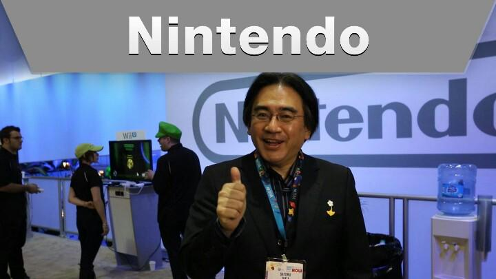 Satoru Iwata may be gone but not forgotten! http://t.co/3U1eddx8cj