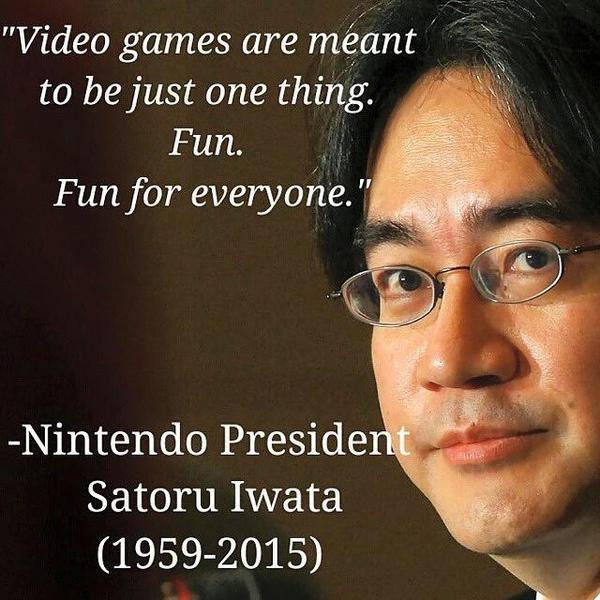 An Ode To Late Nintendo President Satoru Iwata CJxeDFMW8AAidQ-
