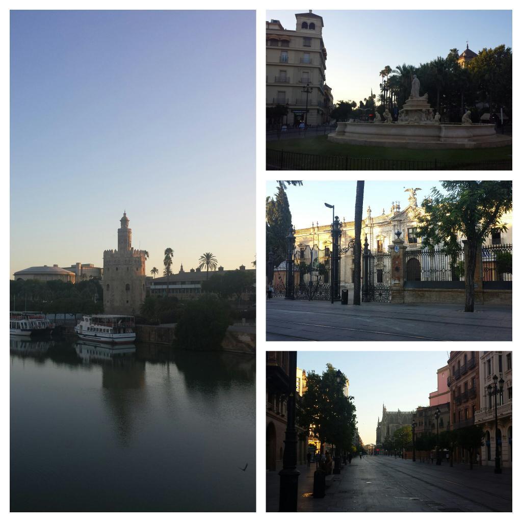 Una mañana estupenda para empezar en #EnEle2015 http://t.co/cneTcyldZq