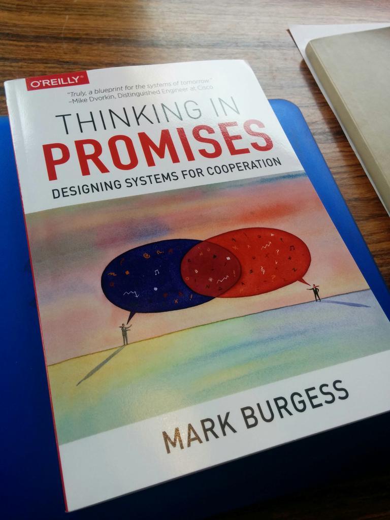 Jonas Boner On Twitter Reading Thinking In Promises Now I Like It A Lot Promisetheory Https T Co Ebetfrubxh