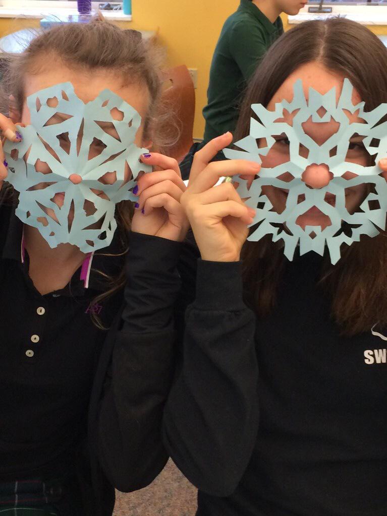Six-fold #symmetry last winter #mathphoto15 http://t.co/RjWJdIzkUQ
