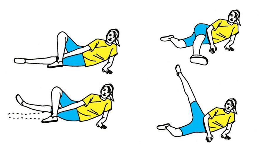 Упражнения картинки для сосудов