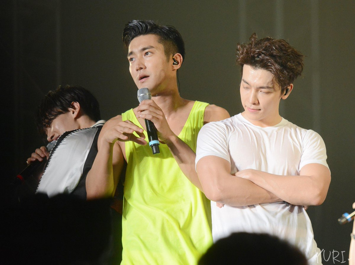 150712 SS6encore E&S&D #EunSiHae  #euhyuk #Siwon #Donghae http://t.co/DgXIL2Fl2S