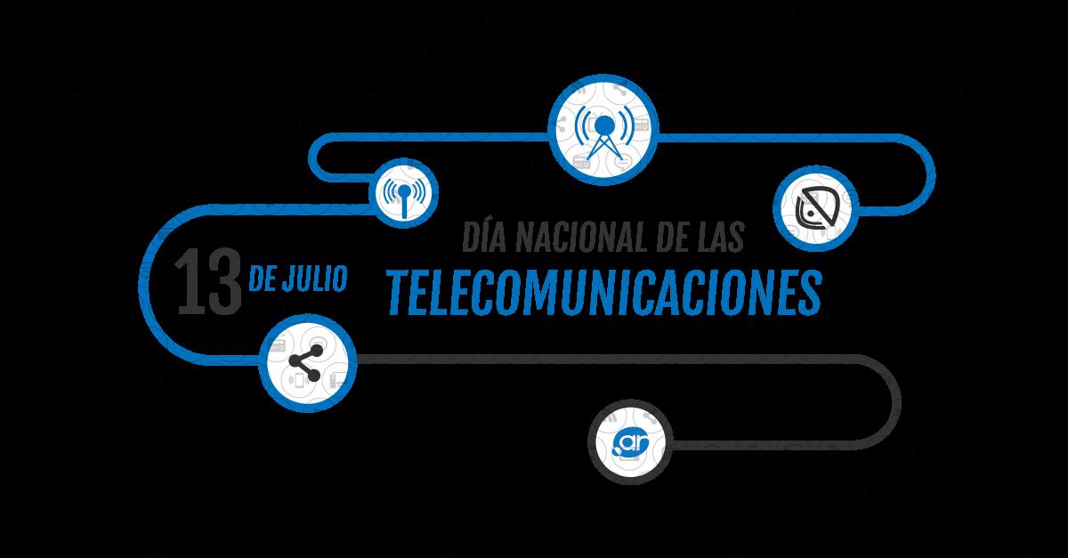 Resultado de imagen para dia nacional de las telecomunicaciones argentina