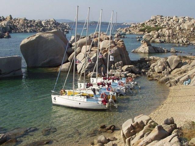 Crociere di una settimana in barca a vela con Horca Myseria
