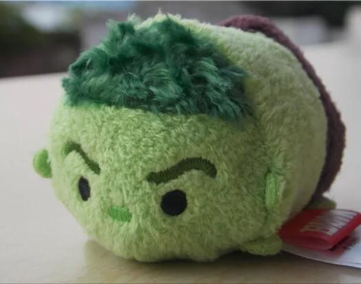 First Look at the upcoming Hulk Tsum Tsum  - http://t.co/3PNjmDoU1K http://t.co/l7oAfiFJ53