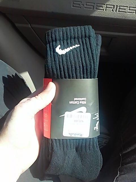 nike socks marshalls