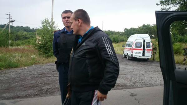 В Закарпатье создадут патрульную полицию, курировать процесс будет Найем, - Аваков - Цензор.НЕТ 1737