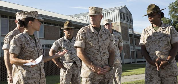 What the @NYTimes' Dave Philipps found on the firing of #ParrisIsland Lt. Col. Kate Germano http://t.co/ZBquYa0sVc