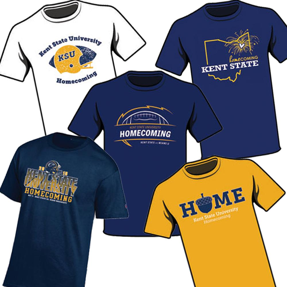Shirt design for alumni homecoming - Kent State Alumni On Twitter Voting Ends Tomorrow For Our Homecoming T Shirt Design Contest Pick Your Fav Now At Http T Co Xyxcy4trzc