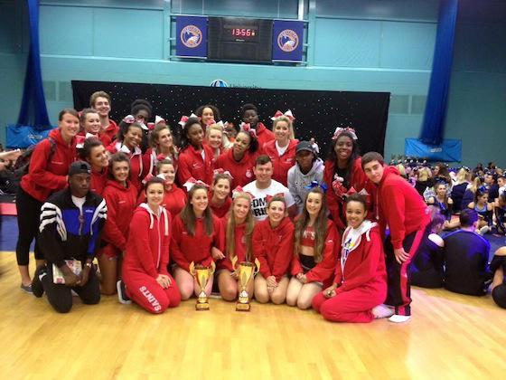 RT @dmuleicester: .@DMUsaints have been crowned European Champions! http://t.co/Jhq6LXdBkL #IchoseDMU http://t.co/ASIJG7iOFo