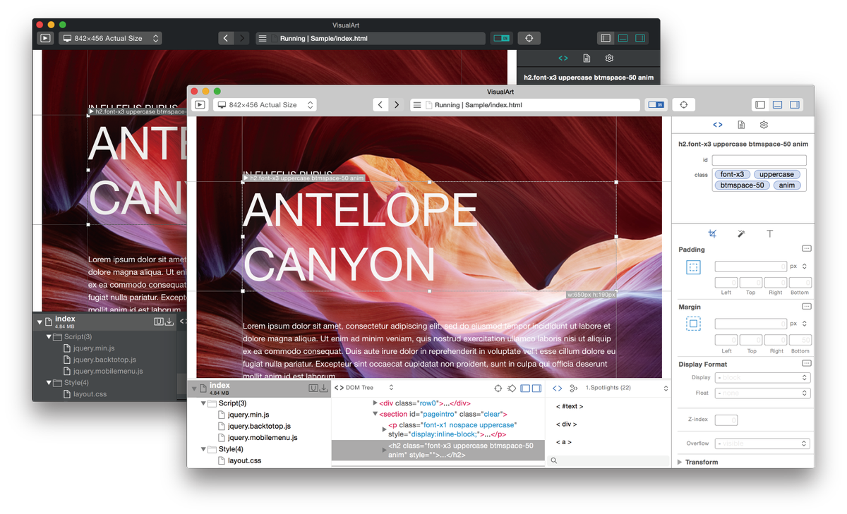 Xpressive On Twitter Xpressive 2 0 Full Featured Web Design App Is Available As Free Update From The Mac App Store Http T Co Ku68gbpzbj Http T Co Tihh6cygpq