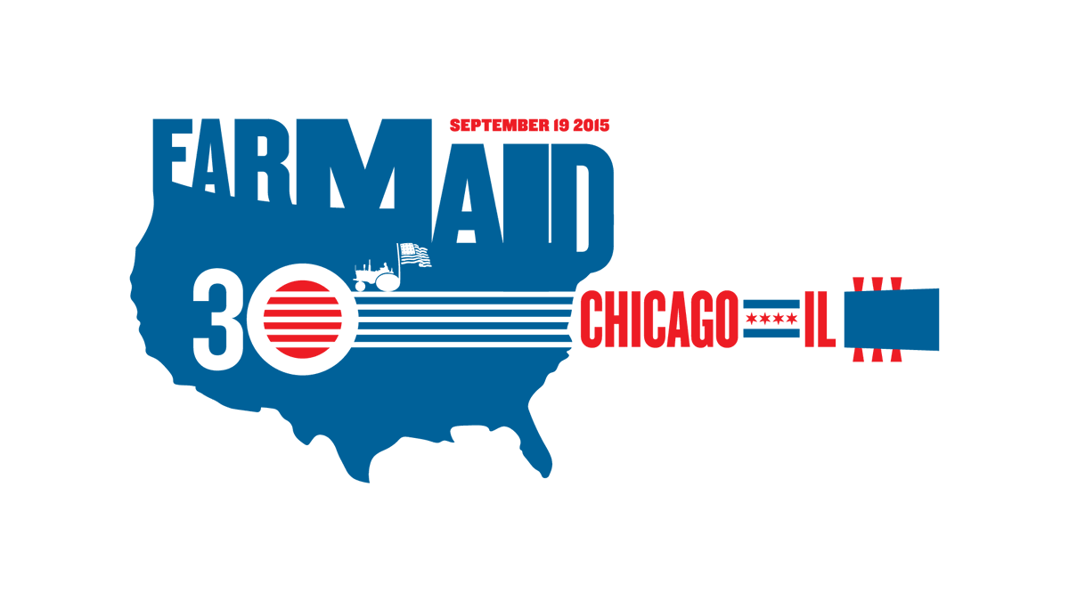 We're thrilled to announce that #FarmAid30 is coming to Chicago on Sept. 19! http://t.co/oL0BC4GxTk http://t.co/6GOE0cjZa2