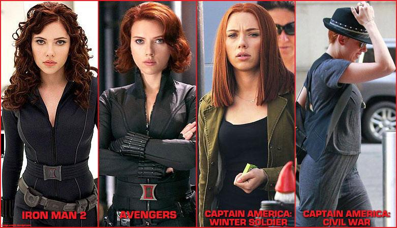 Movies Now On Twitter The Evolution Of Blackwidow