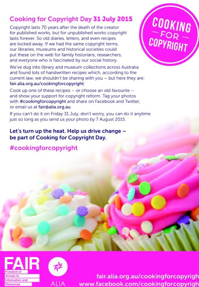 Join the fun this #Friday #cookingforcopyright https://t.co/i8zvwiOaBG #recipes http://t.co/Hqu3Ghs0Or