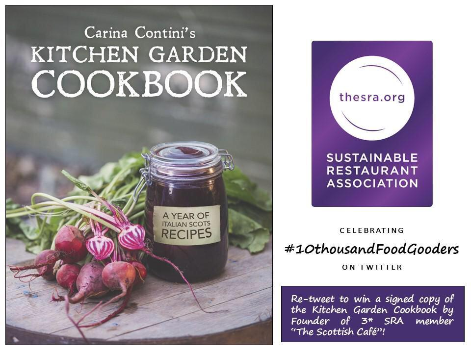 We've hit 10,000 followers! A cookbook #competition to celebrate, simply RT this to be in the draw! http://t.co/9vSl9eDCJN