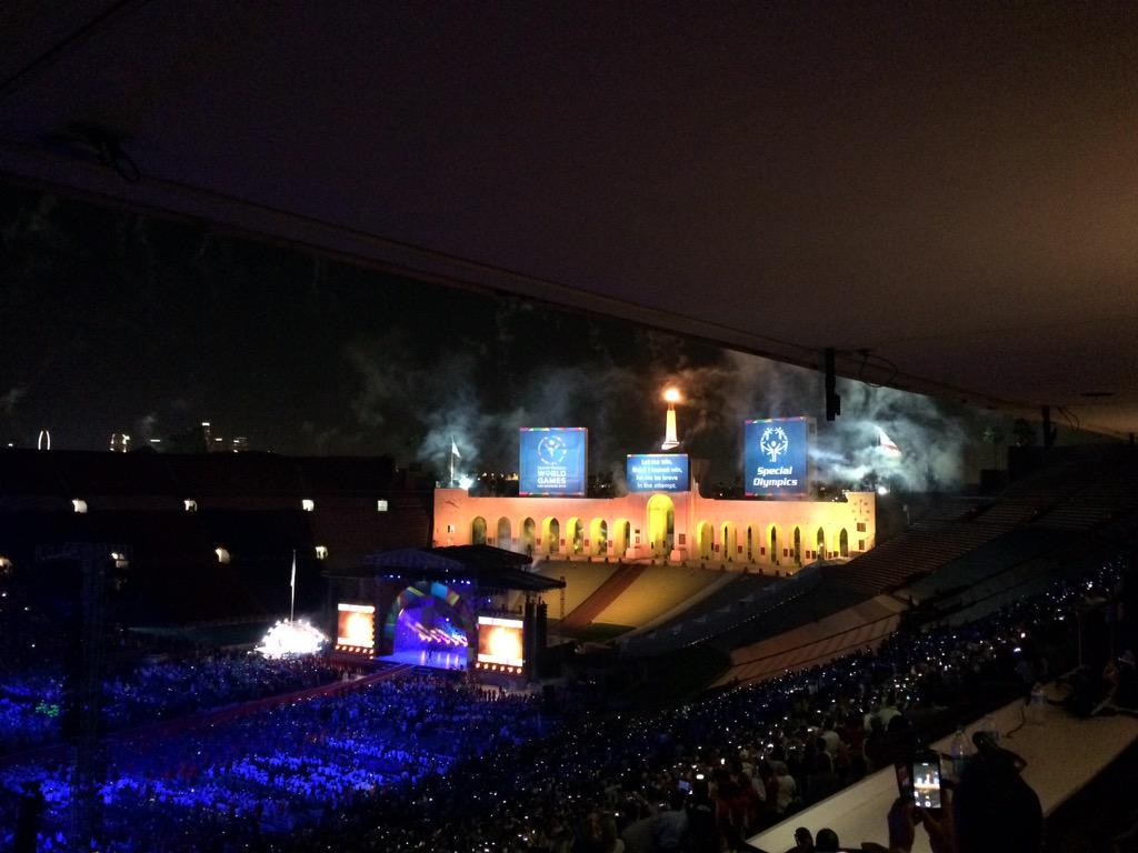 THE FLAME IS LIT! http://t.co/JW3XsRWe0S