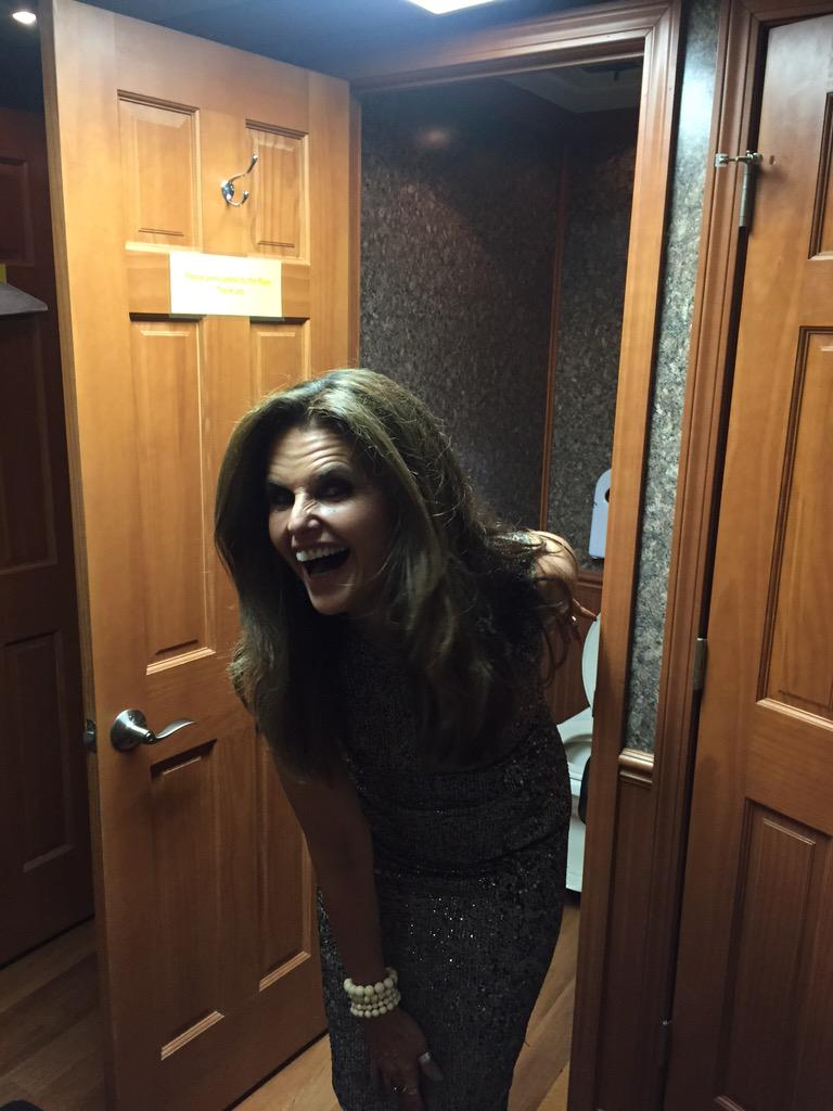 "Maria Shriver on Twitter: ""Glam bathroom dressing room ..."