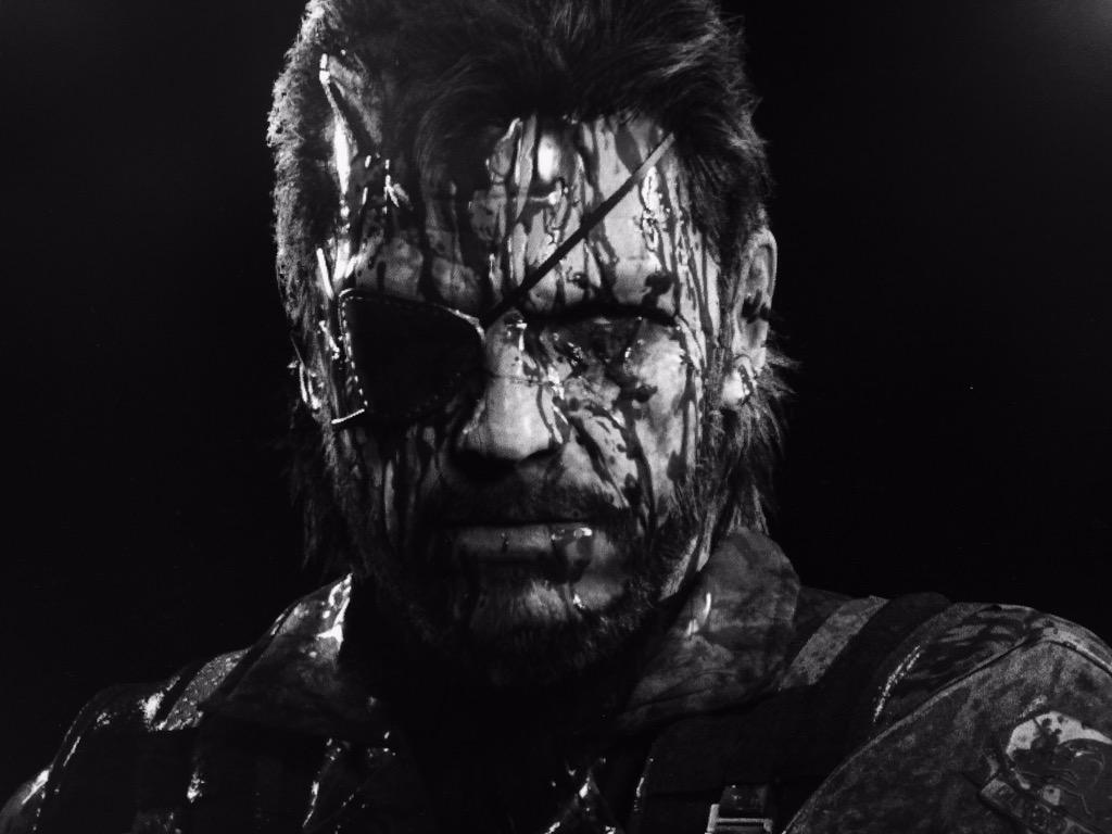 Metal Gear Solid V The Phantom Pain Final Poster Revealed