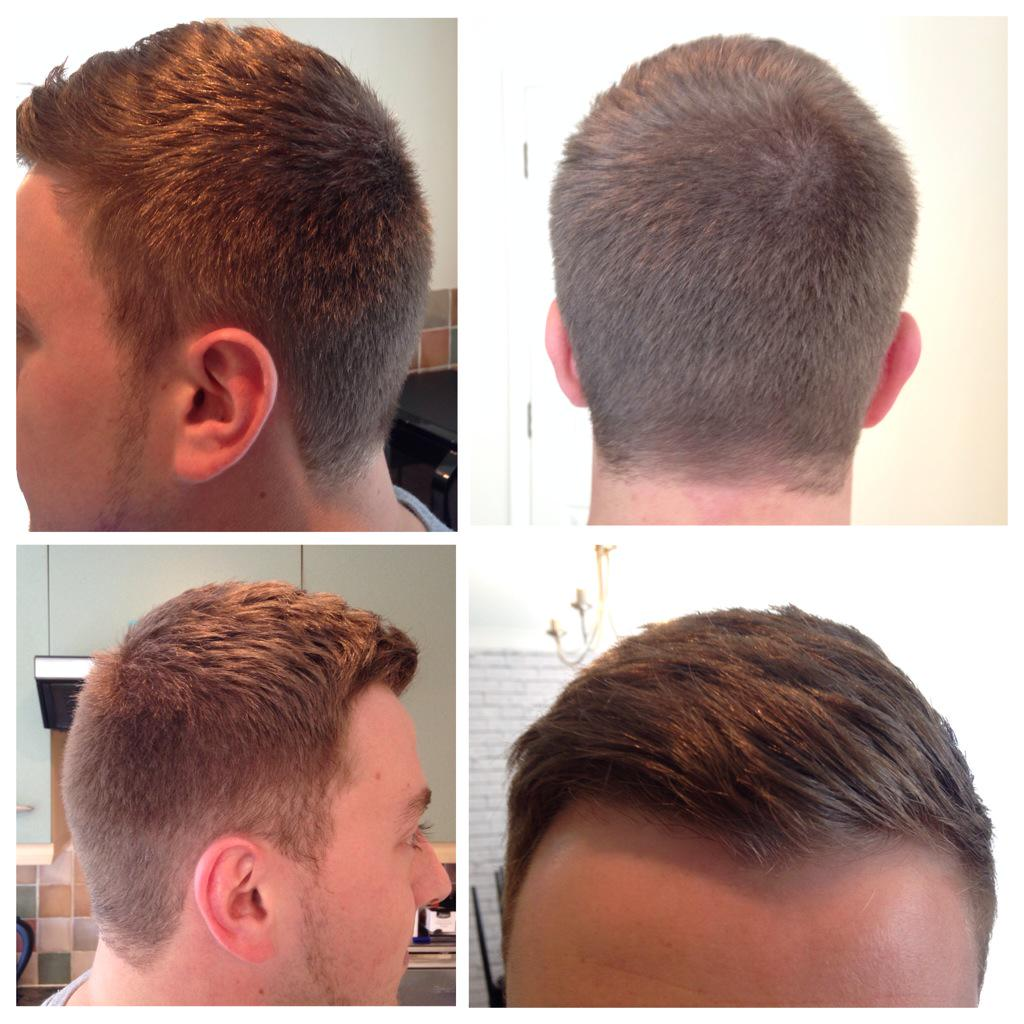 Sides Back Of A Tumble ~ Freelance barber on twitter quot this client has a grade